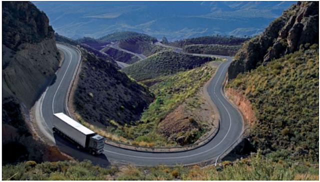 Primera legislación de carreteras