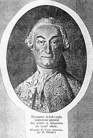Pierre-Marie-Jérôme Trésaguet