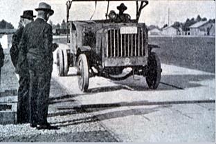 Bates Road Test