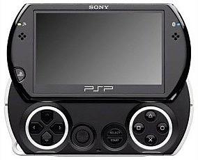 PSP GO: