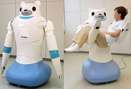 ROBOTS-ENFERMEROS
