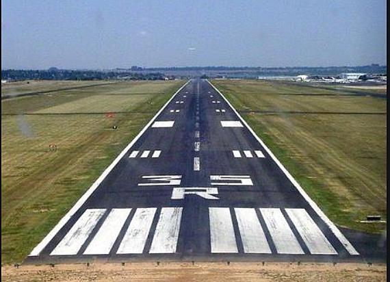 Pistas en Aeropuertos