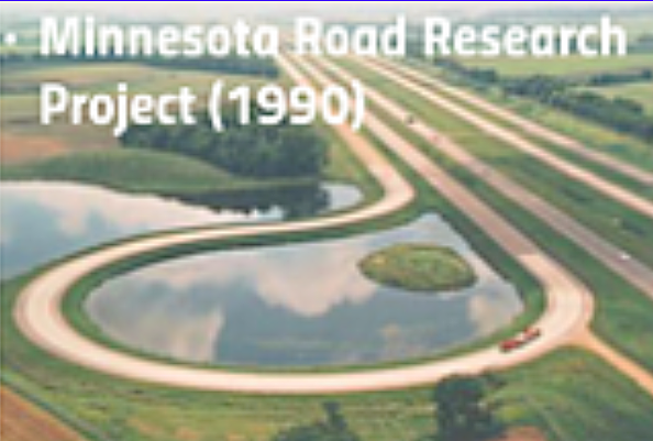Minnesota Road Research Project