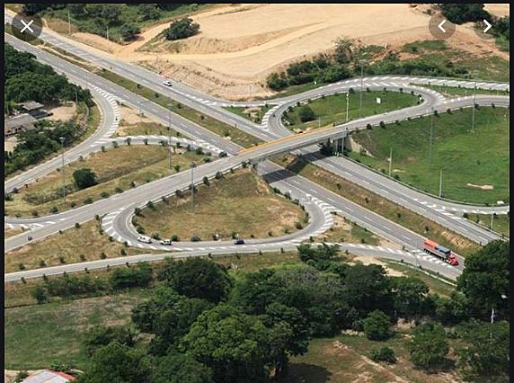 Plan de Integración Vial en Colombia