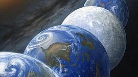 Geokronoloogiline skaala Liisa BK timeline
