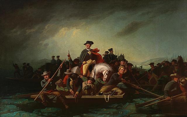 Washington Suprise attack