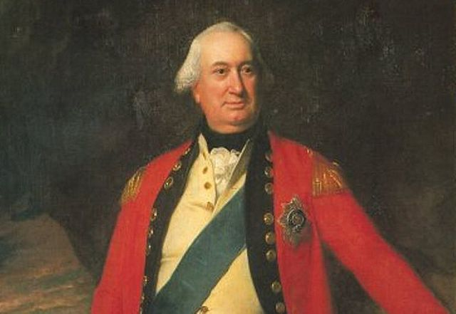 British victory in the south