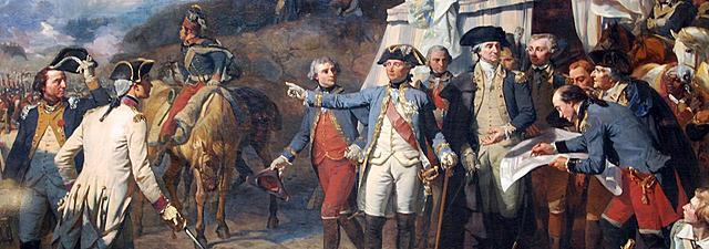 British surrender at yorktown