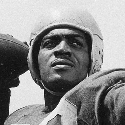 First African Americans in the NFL