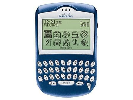Lanzamiento de Blackberry