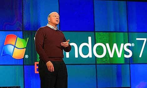 Lanzamiento Windows 7