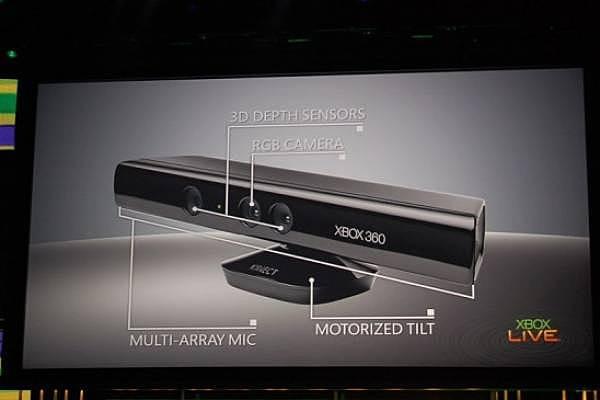 Lanzamiento del Kinect