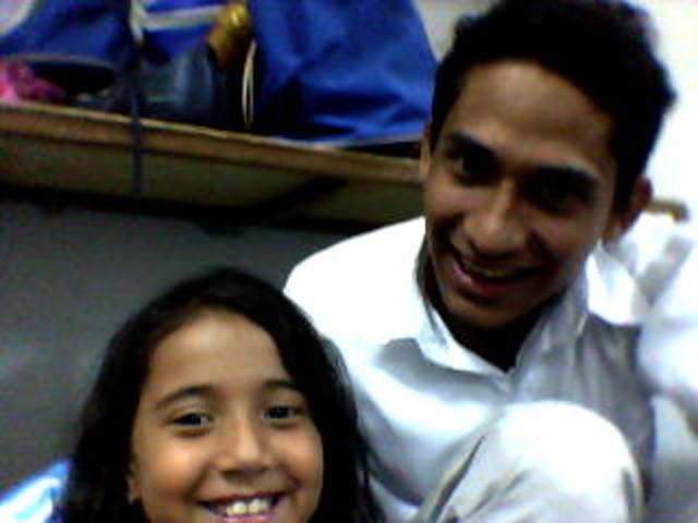 When I met Mr Rodrigo.