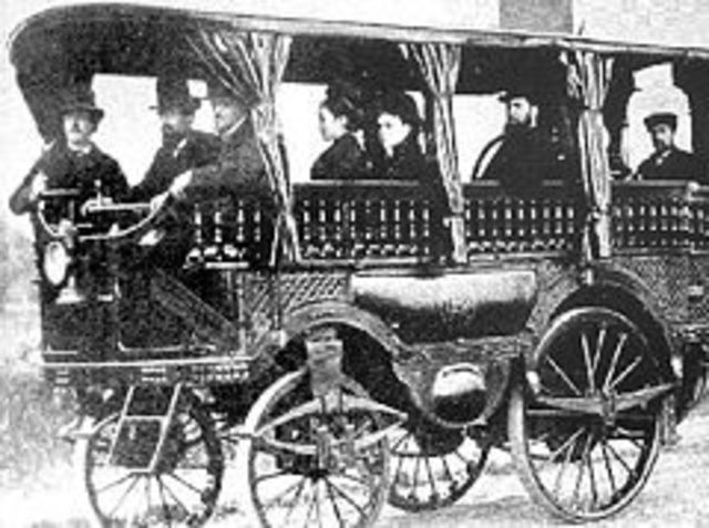 Second automobile