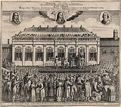 Charles I was beheaded