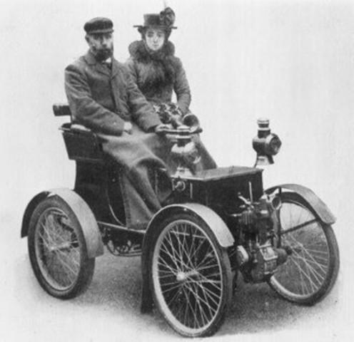 1889 Peugeot
