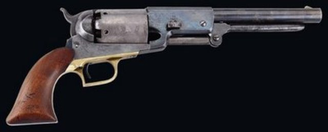 Walker-Colt Revolver