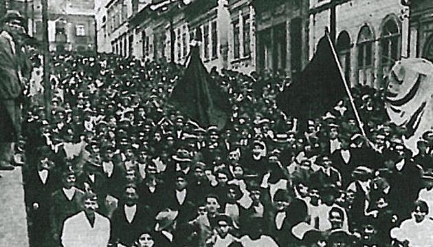 Características da Primeira República.
