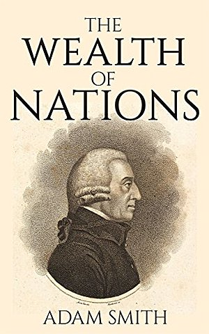 Adam Smith published his book