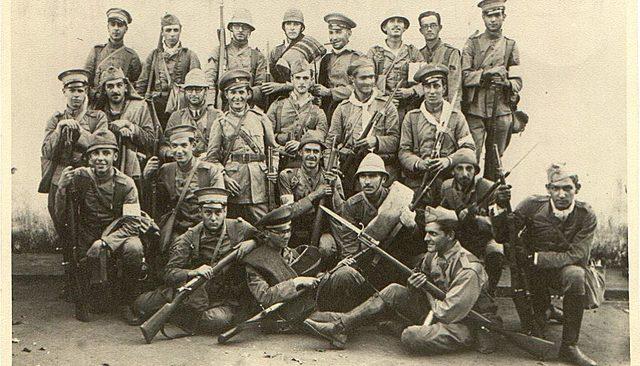 Os tenentes