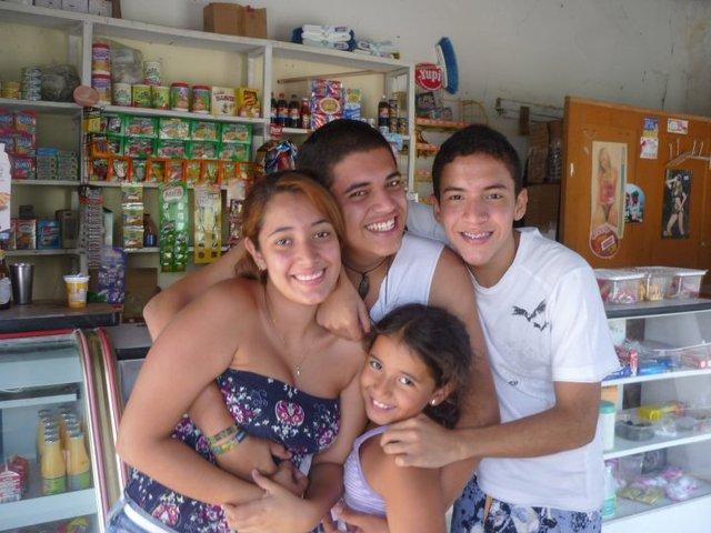 When I went to La Guajira