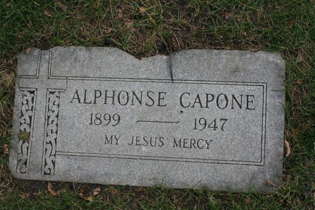 Death of Al Capone