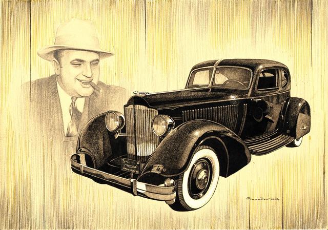 Al Capone moves to Chicago