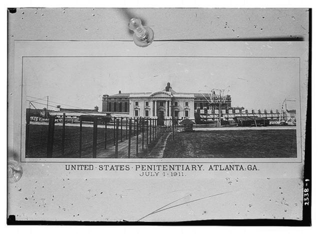 Sent to Atlanta U.S Penitentiary