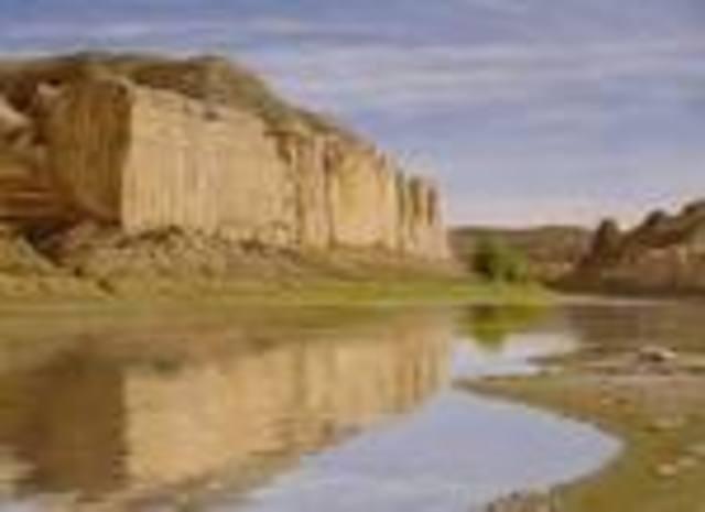 White Cliffs of the Missouri.