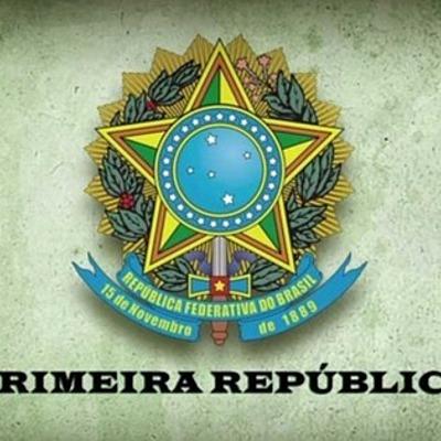 Primeira República no Brasil timeline