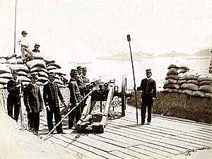 Primeira revolta da Armada