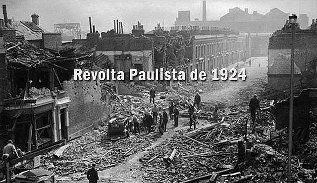 Revolta Paulista