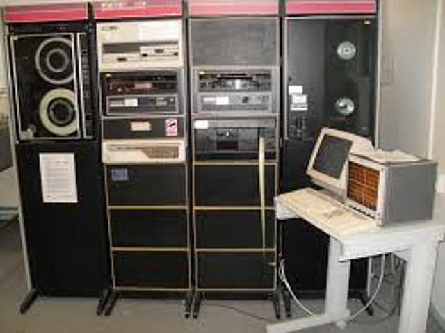 Máquina PDP 11