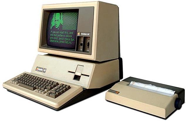 Máquina Apple III