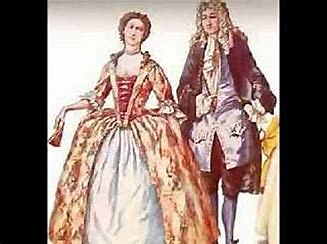 Fashion during the Age of Enlightenment