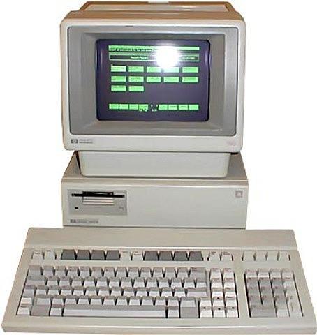 Máquina HP 150