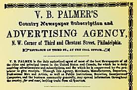 Nace la primera agencia de publicidad