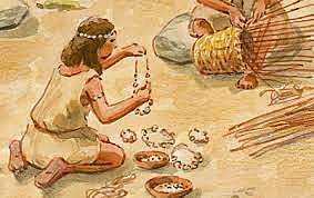 El Trueque periodo Neolítico (10 mil años A.C.)