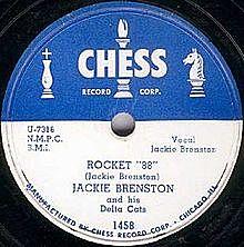 """Jackie Brenston releases """"Rocket 88"""""""