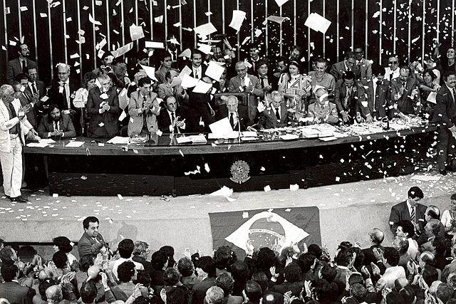 Convocação da Assembleia Nacional Constituinte