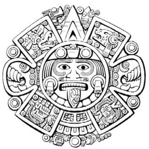 6th century - First Nahuatl speaking peoples begin to settle in Mexico