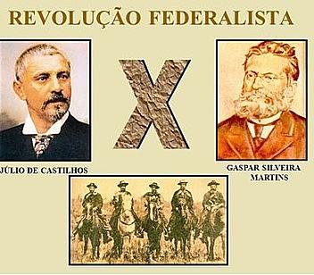 Início da Revolução Federalista