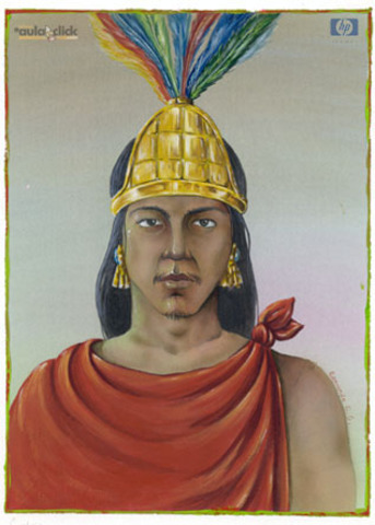 Rule of Cuitahuac, tenth king of Tenochtitlán