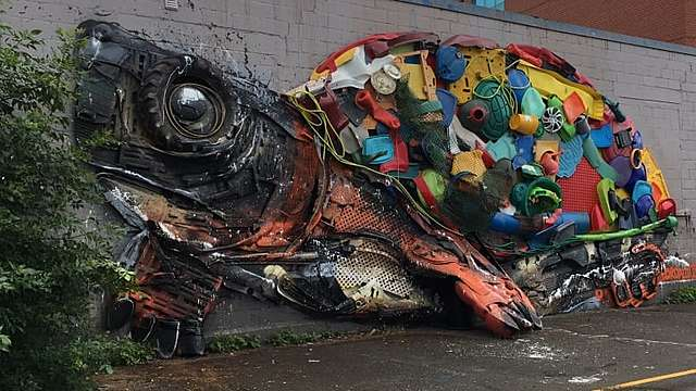 Trash Art (1980-2000)
