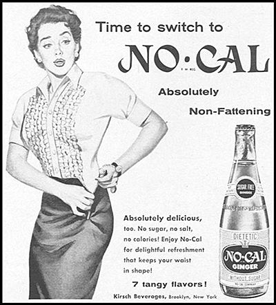 Diet Soda is invented