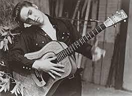 Elvis's first recording at Sun Records