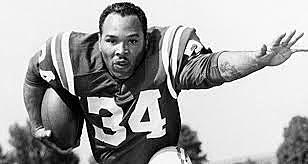First NFL rusher with 2 consecutive 1,000 yard seasons