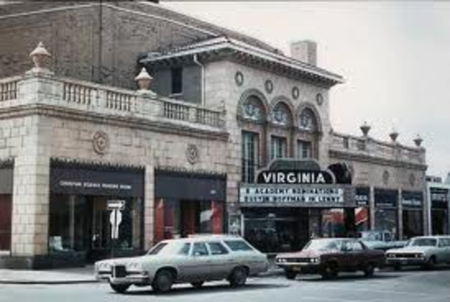 Entertainment: Virginia Theater Becomes Landmark in Business District of Champaign, IL