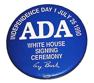 Americans with Disabilities Act - PL 101-336