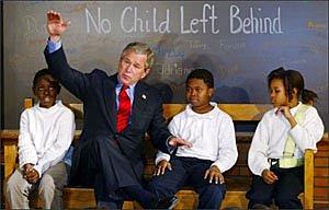 No Child Left Behind - PL 107-110